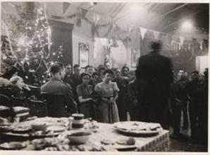 """""""Maggie's Club"""": farewell dance 1945"""